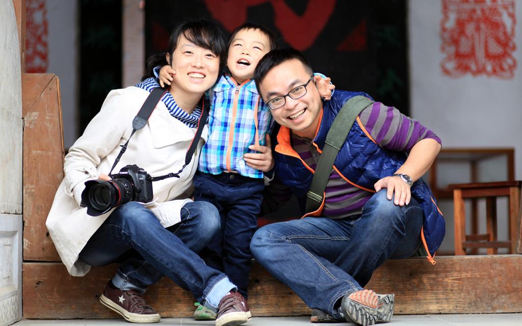 幸福之家(随拍) - 0002 - 摄影:米多饭香